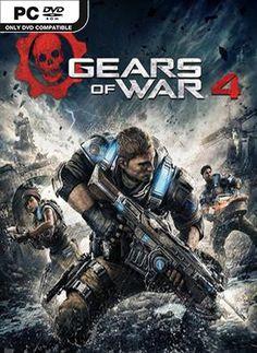 Download Crack Gears of War 4 - skidrowcpy.com