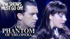 'The Phantom of The Opera' Sarah Brightman & Antonio Banderas - Stay Hom. Music Mix, Music Love, Love Songs, Best Old Songs, Greatest Songs, Sarah Brightman, Musical Composition, Jesus Christ Superstar, Types Of Music
