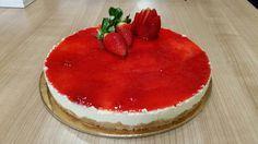 Sims Cake Shop: Cheesecake de morango