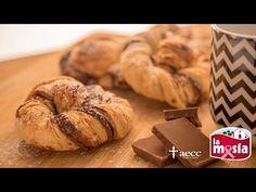 Recetas Receta de la semana | Receta Caracolas de chocolate