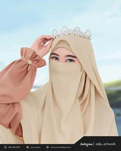 Cute Muslim Couples, Muslim Girls, Muslim Women, Hijabi Girl, Girl Hijab, Hijab Dp, Hijab Niqab, Islamic Girl Images, Hijab Drawing