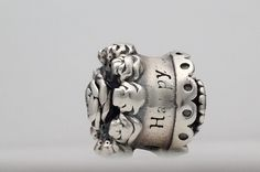 *AUTHENTIC* PANDORA BIRTHDAY CAKE CHARM 925 Sterling ALE #791289 Pre-owned   Buya