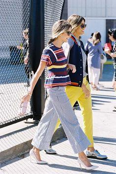 New York Fashion Week SS 2016....Helena + Martha
