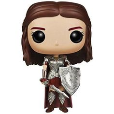Funko Pop! Marvel Thor The Dark World Movie Lady Sif Vinyl Bobble Head