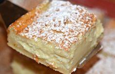 "Tastee Recipe Even Easier Than Saying, ""Bippity Boppity Boo""! - Page 2 of 2 - Tastee Recipe custard cake. Köstliche Desserts, Delicious Desserts, Yummy Food, Yummy Yummy, Sweet Recipes, Cake Recipes, Dessert Recipes, Magic Custard Cake, Coconut Custard"