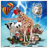 Imagination by Krysty Scrap Designs