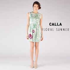 CALLA Flower Dress