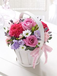 Send & Buy Flowers Online - Same Day Flower Delivery in India Mothers Day Flower Delivery, Online Flower Delivery, Mothers Day Flowers, Flowers Uk, Flowers Online, Beautiful Flowers, Send Flowers, Mothers Day Baskets, Mother's Day Gift Baskets