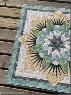 Twinkle Star Quilt