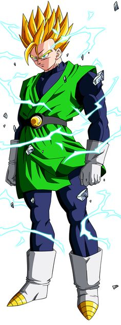 |★| Gohan |★| is serious