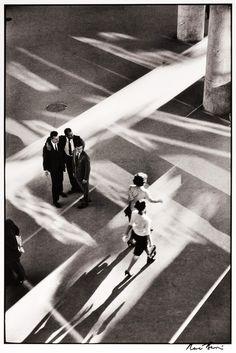 """René Burri  """"The way of light"""", Rio de Janeiro, 1960  From Book: René Burri Photographs"""