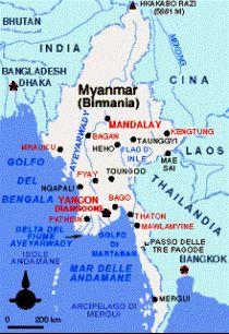Cap 11: Arete esta encima de el lugar que fue el pais de Birmania.