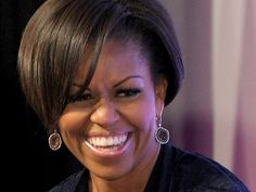 Did Michelle Obama get a haircut? New bob has folks wondering
