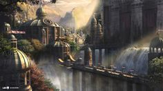 castles wallpapers and fantasy hd backgrounds