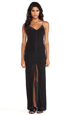 Bella Luxx Cami Maxi Dress in Black | REVOLVE