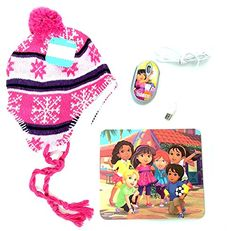 Dora The Explorer and Friends - USB - Optical Mouse and M... http://www.amazon.com/dp/B01EKIKKUC/ref=cm_sw_r_pi_dp_GW7mxb132DKPK
