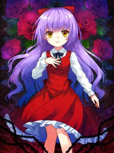 I don't care if she is a Phyco-Genius, I LOVE HER DESIGN! She is too cute to hate X3