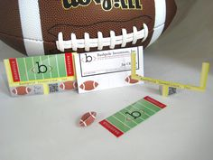 Football-Style Bashpole Card – bashoplecards.com Inventions, Business Cards, Football, Storage, Home Decor, Style, Lipsense Business Cards, Soccer, Purse Storage
