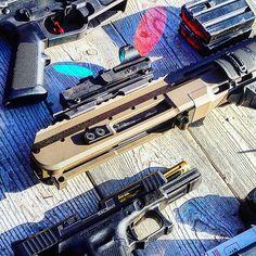 Faxon firearms + Glock 17 SAI
