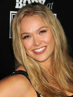 the beautiful and tenacious Ronda Rousey