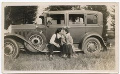 bonnie & clyde by unexpectedtales, via Flickr