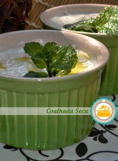 Coalhada Seca, Iogurte Grego na Cozinha do Quintal