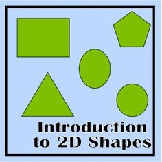 FREE printable geometry lessons that fit common core.  Geared towards kindergarten and first grade.  Also a great refresher for second grade students or ESL students.