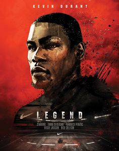 Legend on Behance