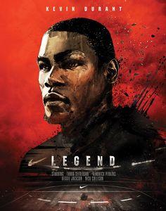 Legend on Behance