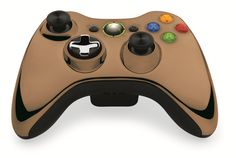Custom Xbox 360 Controller Wireless Glossy Beige Gray- Without Mods