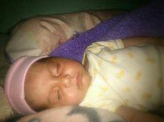 Amar es creer que esos cachetes durmientes son los más hermosos del mundo