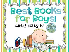 Great Books for Boys!