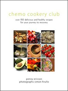 The Chemo Cookery Club Book is published in April. You can pre-order yours now. Just go to http://chemocookeryclub.com/buy-the-book