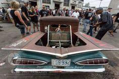 1936 International Rat Rod Truck Blown Hot Rod Custom Gasser!