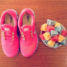 Fruit and Fitness