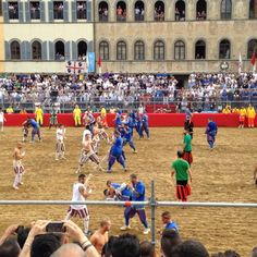 Calcio Storico Fiorentino #toscana #Firenze #calciostorico #calcio