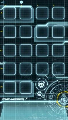 Stark Industries iPhone Wallpaper by Iphonehdwallpapers