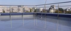 Liquid floor type waterproofing