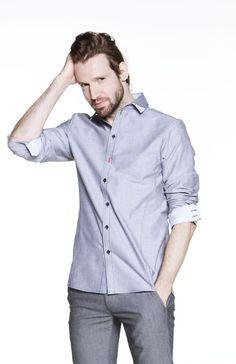 Great gift for men. Mens Shirts – Oxford shirt I'M Important – a unique product by IMYourShirt via en.DaWanda.com