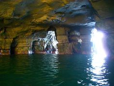 Sea Caves, La Jolla, California, United States  Went kayaking inside these caves, it was breathtaking!