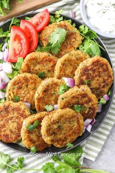 Homemade Falafel Recipe {Made with Fresh Ingredients!} - Spend With Pennies #Chickpea #garbanzobeans #garbanzos #chickpeas #cook #dinner #vegan #veganrecipes #veganfood #healthylifestyle #healthy #healthyfood #nutrition Chickpea Recipes, Vegetarian Recipes, Cooking Recipes, Healthy Recipes, Batch Cooking, Drink Recipes, Smoothie Recipes, Falafel Recipe Canned, Eating Clean