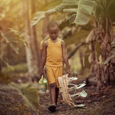 Jamaican Photographer's Series Shows What Kids Can Teach Us All About Life | I AM A JAMAICAN