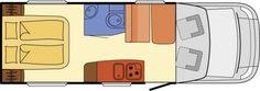 Wohnmobil Dethleffs Trend T 6857 - Heckgarage! - ID: HC1930076 #Dethleffs #Trend #T 6857 #Wohnmobil - Caravans - Wohnwagen & Reisemobile