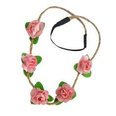 Flower headband #hippie