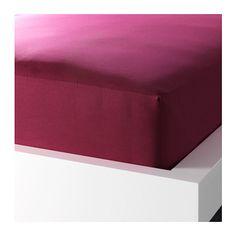 SÖMNIG Fitted sheet - Queen - IKEA