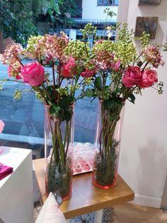 Vasi e composizioni floreali