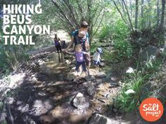 Finding the Trail Fairy | Beus Canyon Trail | Hikes | The Salt Project | Things to do in Utah with kids