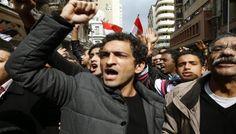 (مدونة .. سيد أمين): الفنان عمرو واكد: من حق الاسلاميين التظاهر ورفع ال...