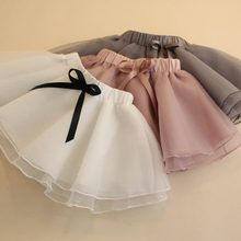Baby Girl Tutu Kids Tulle Children Bow-Knot Mesh Skirt SF – loveitbabe Frocks For Girls, Dresses Kids Girl, Tutus For Girls, Girl Outfits, Baby Girl Skirts, Dress Girl, Baby Girl Fashion, Fashion Kids, Look Fashion