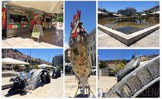 Traveling to Lisbon on a Budget - Lisbon, Portugal Travel Tips - by Blanca Valbuena, @FriendsEAT  @Socialdraftapp Co-founder 19.06.2014   Photo: Mercado de Fusão at Martim Moniz Praca